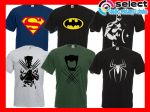 KOSZULKA T-SHIRT SPIDERMAN, SUPERMAN, BATMAN, WOLVERINE i inne